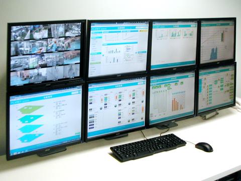 プラネット(リネンサプライ工場管理システム)