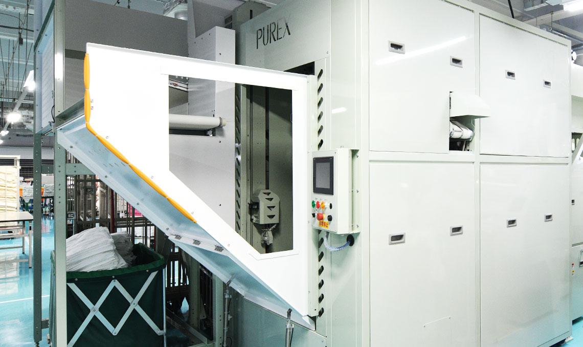 11.タオル自動機 ATA-BF1